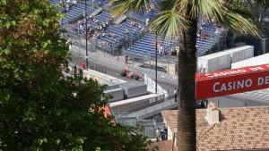 Monaco (Monte Carlo) Formula 1 circuit