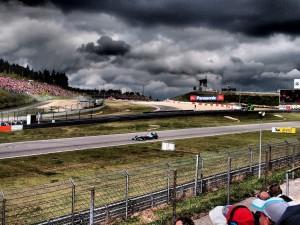 Nurburgring Formula 1 circuit in Germany