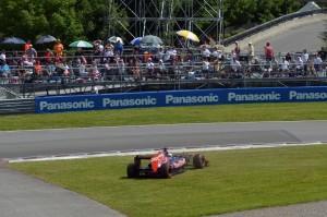Montreal Formula 1 circuit in Canada