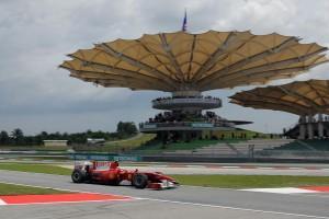 Sepang Formula 1 circuit