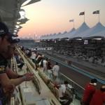 Trip Report – 2013 Abu Dhabi F1 Grand Prix