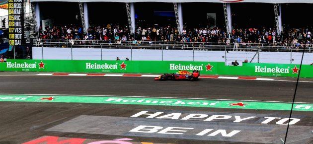 Tickets – 2019 Mexican Grand Prix