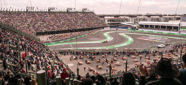 Trackside – 2019 Mexico Grand Prix