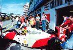 Imola, mio amore: 1993 San Marino GP trip report