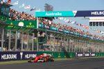 Trackside – 2020 Australian Grand Prix