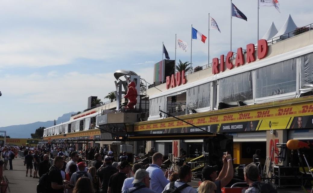 Travel Basics – French Grand Prix