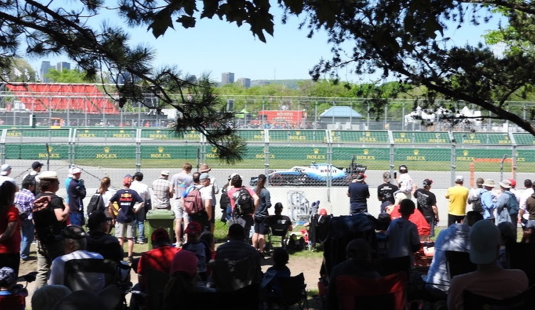 Travel Basics – Canadian Grand Prix