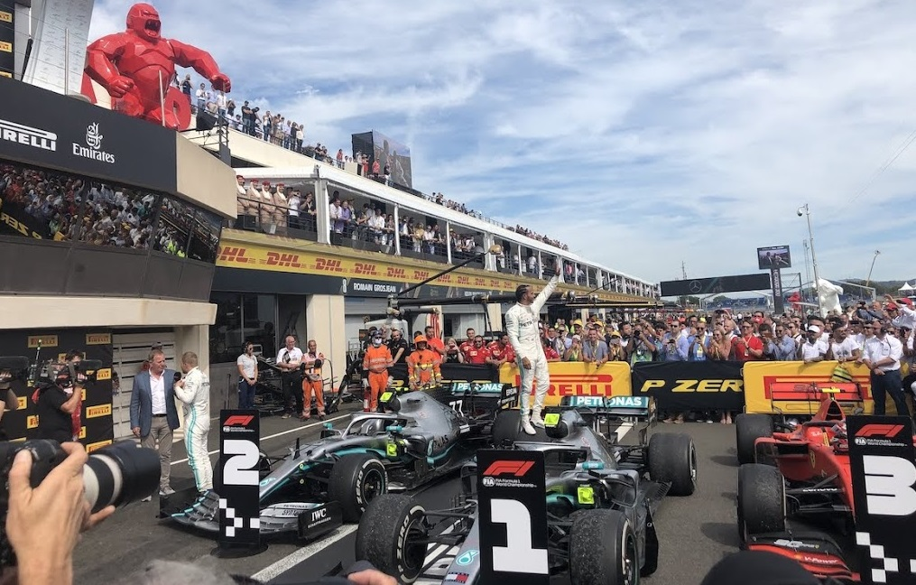 Race Facts – French Grand Prix