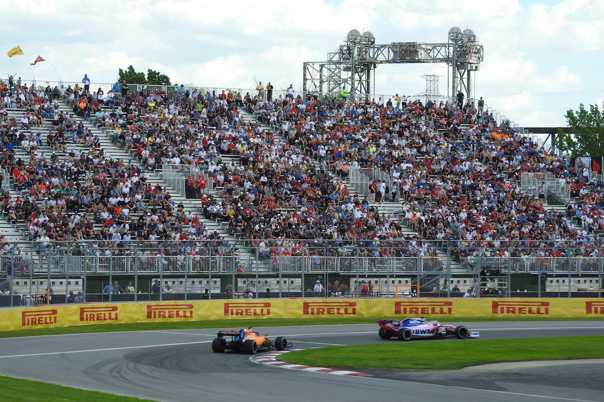 Trackside – 2020 Canadian Grand Prix