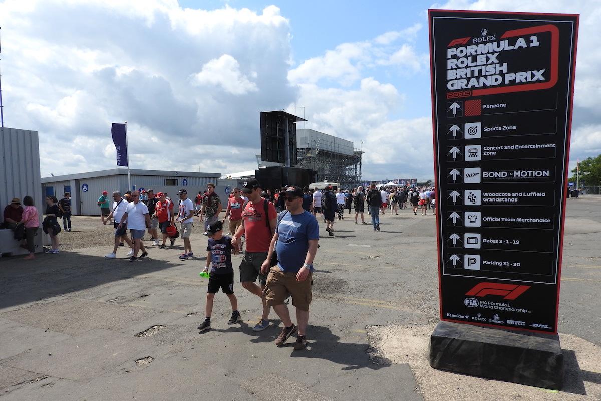 Budget Planner – 2020 British Grand Prix