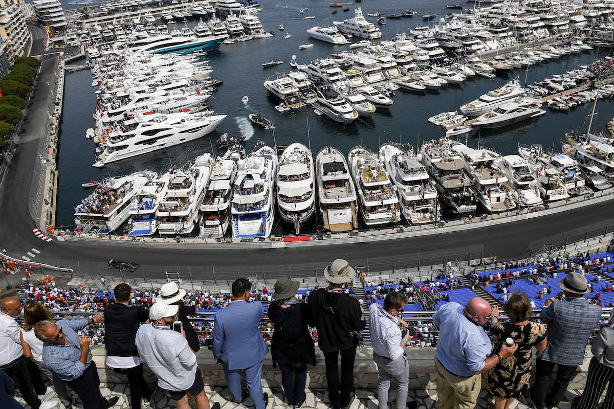 Guide to the best hospitality tickets at the 2020 Monaco Grand Prix